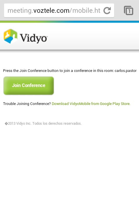 JoinConferenceCB